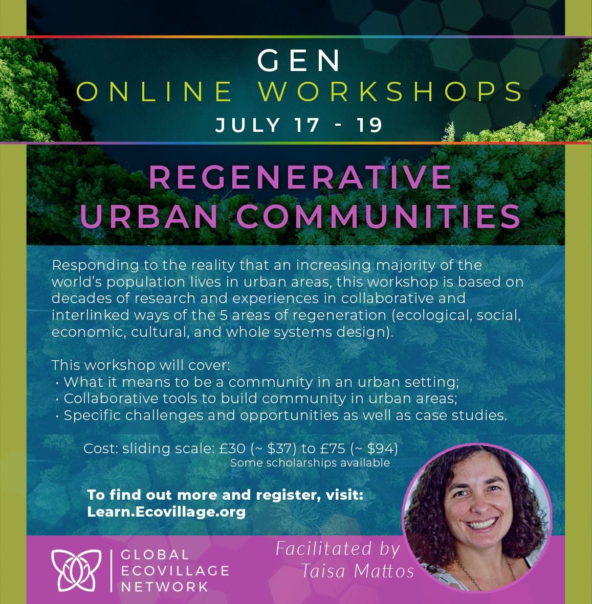 Regenerative Urban Communities – with Taisa Mattos LIVE July 17 – 19.jpg