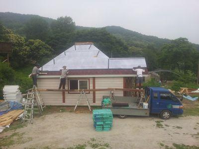 韓国セミナーハウス③